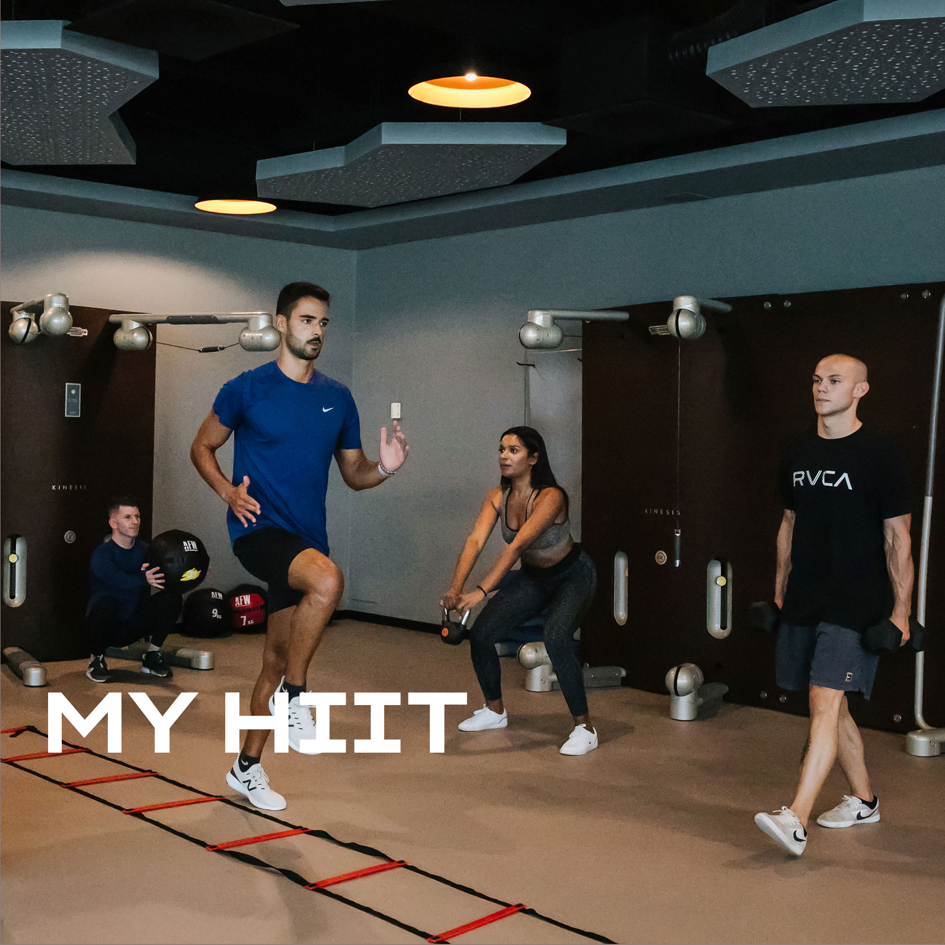 aula my hiit ginasio the spot capuchos